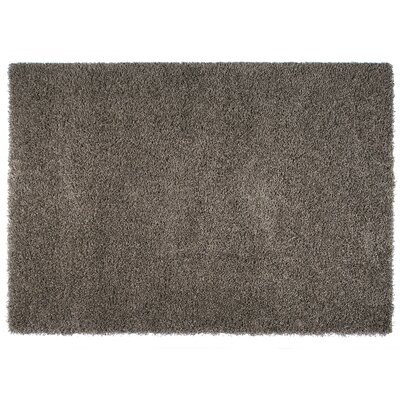 Skyline Gray Area Rug Rug Size: Square 67