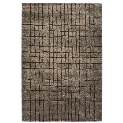 Granite Brown Area Rug Rug Size: 67 x 96