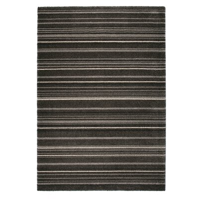 Market Gray Area Rug Rug Size: 710 x 112