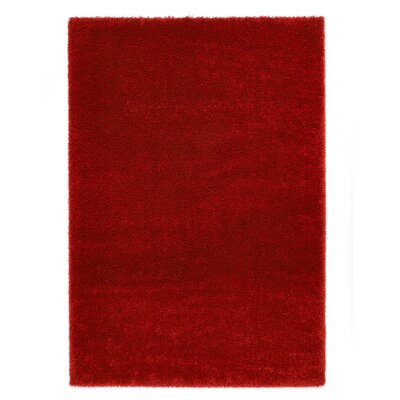 Ocean Red Area Rug Rug Size: 67 x 96