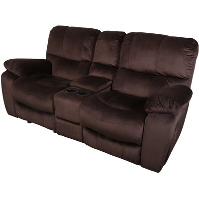 Gracehill Solid Reclining Loveseat