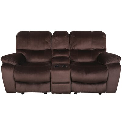 Gracehill Modern Reclining Loveseat