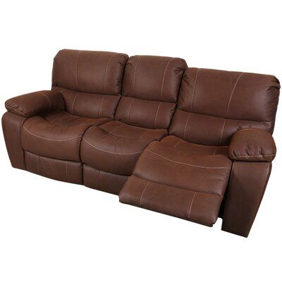 Gracehill Modern 3 Seats Reclining Sofa