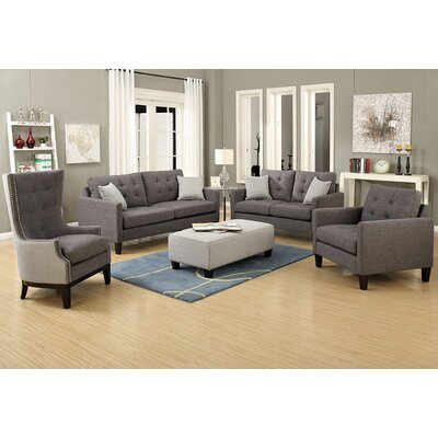 Draper Configurable Living Room Set