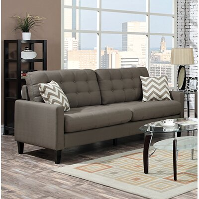 Hamilton Sofa Upholstery: Otter Taupe