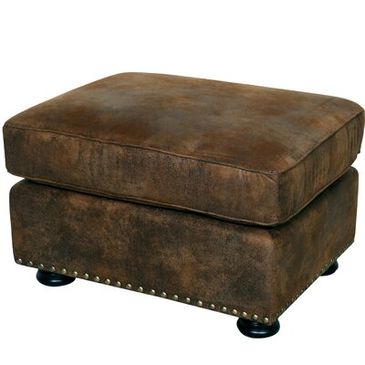 Elk River Cocktail Ottoman