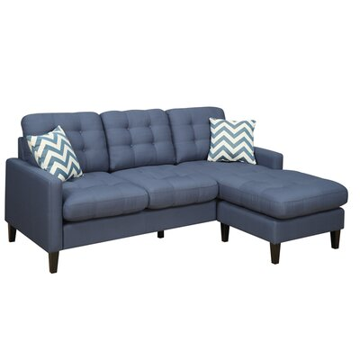 Hamilton Sectional Upholstery: Teal