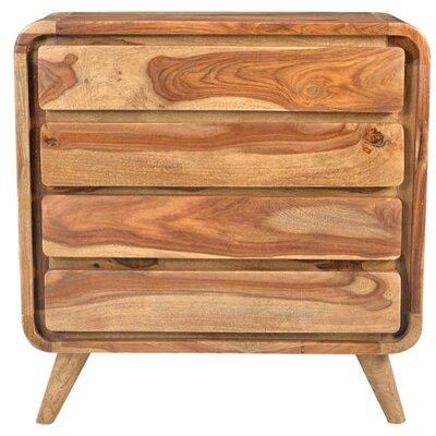 Oslo Wanderloot Mid-century Modern 4 Drawer Dresser