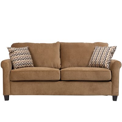 Serena Sleeper Sofa Upholstery: Tan