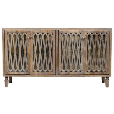 Briela Wash Sustainable Solid Mango Sideboard