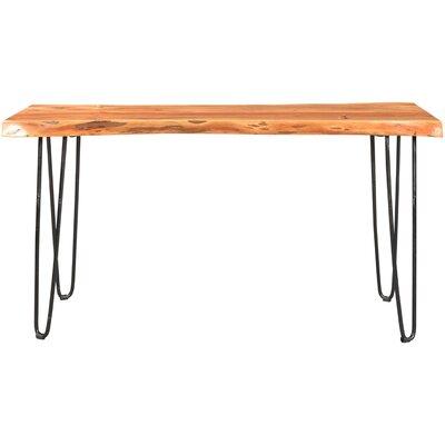 Kourtney Sustainable Live Edge Acacia Console Table