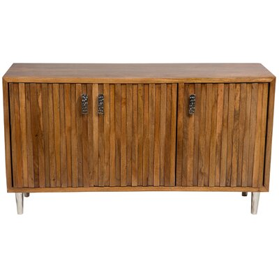 Hendrix Sustainable Solid Mango Deco Sideboard
