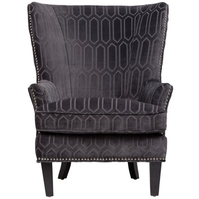 Claudette Wing back Chair