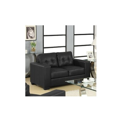 Wilkinson Sofa Leather Type: Black