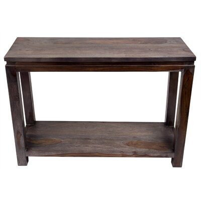 Mata Sheesham Console Table