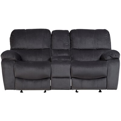 Gracehill Upholstered Reclining Loveseat