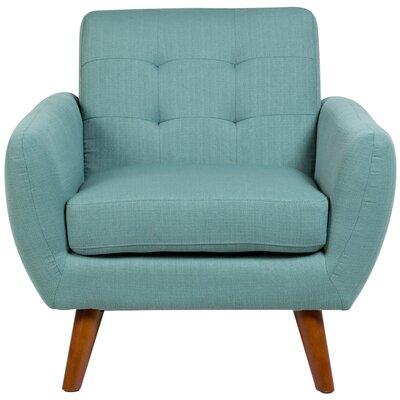 Craig Armchair Upholstery: Teal