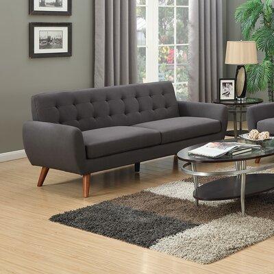 Craig Sofa Upholstery: Gray