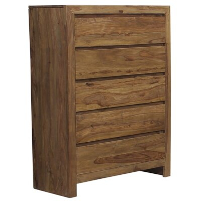Berrilee Tall 5 Drawer Chest