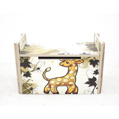 Giraffe Toy Box EFTB0002