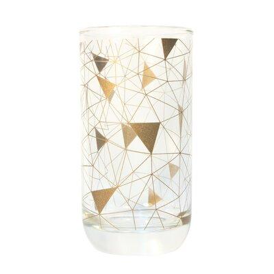 Geometric Triangle 12 oz. Drinkware Set H92208