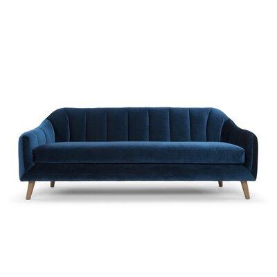 Boevange-sur-Attert Velvet Upholstery Sofa