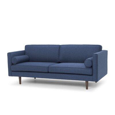 Francesca Sofa Color: Blue
