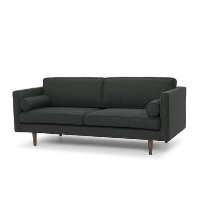 Frederik Sofa Color: Dark Antrazite