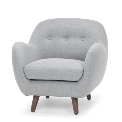 Bianca Solid Armchair