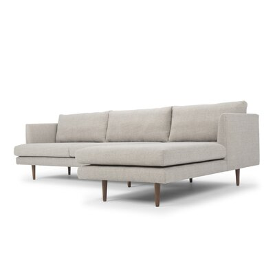 Ronda Sectional Sofa Direction: Right Facing