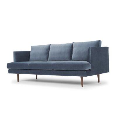 Hanna Velvet Sofa
