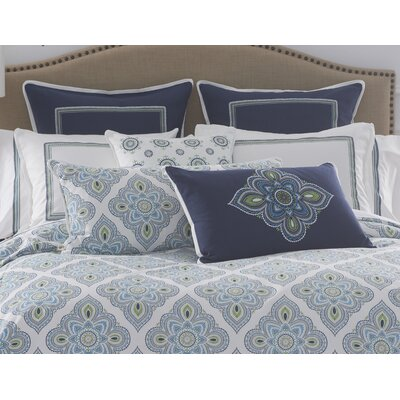 Santa Monica Duvet Cover Size: Twin