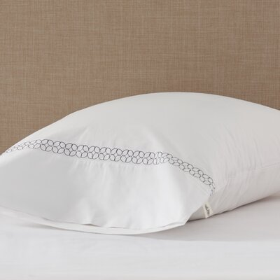 Charleston Pillowcase Size: Standard