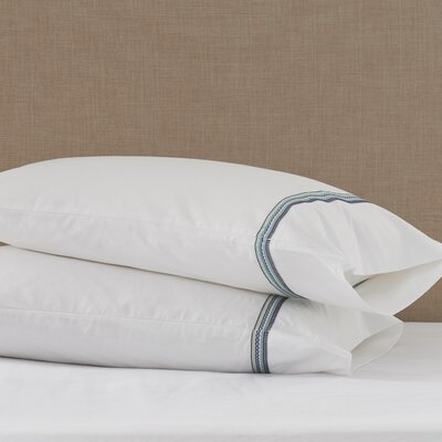 Santa Monica Pillowcase Size: Standard