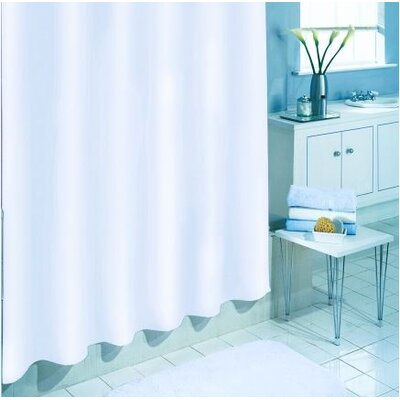 Shower Liner Color: White