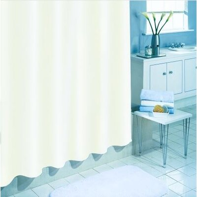 Shower Liner Color: Ivory