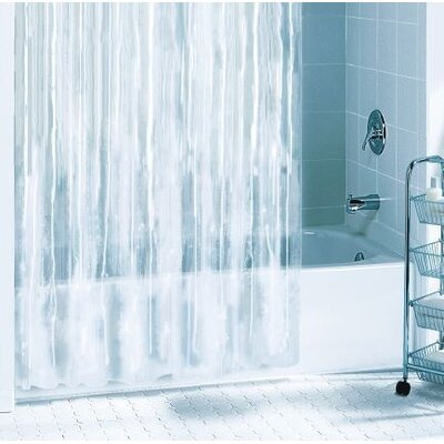 Shower Liner Color: Clear