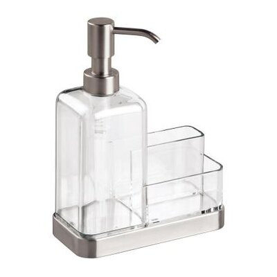 Forma Caddy and Soap Dispenser