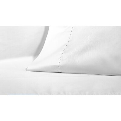 4 Piece 425 Thread Count Egyptian-Quality Cotton Sheet Set Size: Queen, Color: White
