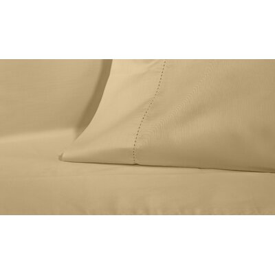 4 Piece 425 Thread Count Egyptian-Quality Cotton Sheet Set Size: King, Color: Taupe