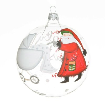 Nick Baby's First Christmas Ornament