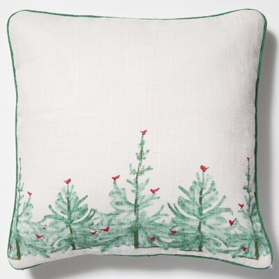 Lastra Holiday Throw Pillow