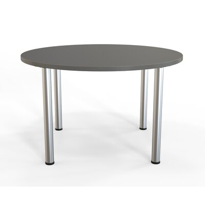 Panther Training Table Tabletop Finish: Slate Gray, Size: 29 H X 48 W X 48 D