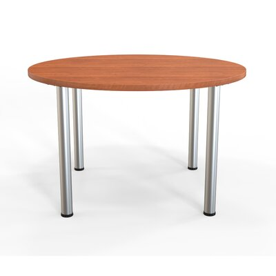 Panther Training Table Tabletop Finish: Amber Cherry, Size: 29 H X 48 W X 48 D