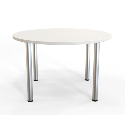 Panther Training Table Tabletop Finish: Frosty White, Size: 29 H X 48 W X 48 D