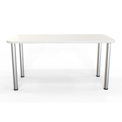 Panther Training Table Tabletop Finish: Frosty White, Size: 29 H X 60 W X 30 D