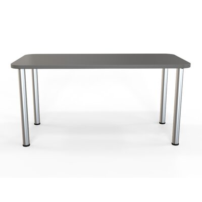 Panther Training Table Tabletop Finish: Slate Gray, Size: 29 H X 60 W X 30 D