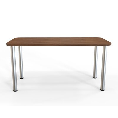 Panther Training Table Size: 29 H X 60 W X 30 D, Tabletop Finish: Montana Walnut