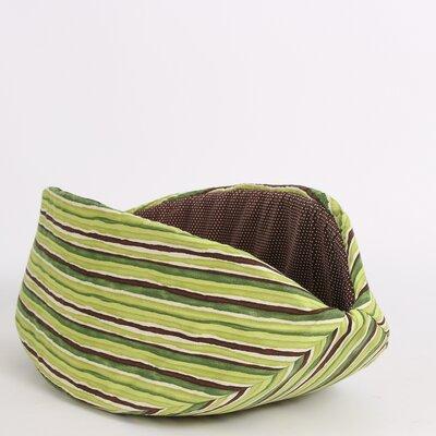 Stripes Cat Canoe Modern Pet Bed