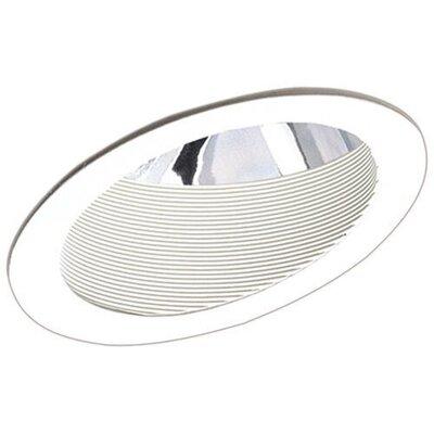 Sloped Adjustable Baffle Reflector 6 Recessed Trim